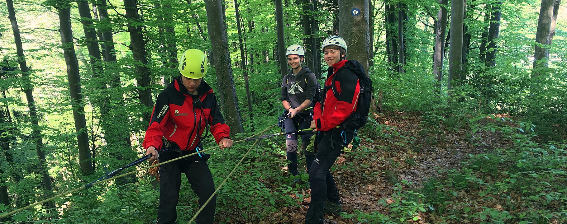 Bergrettungsjugend Hohenems