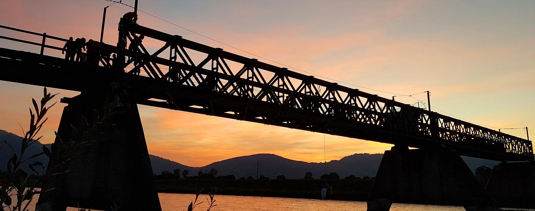 Rheinbähnle-Brücke Mäder